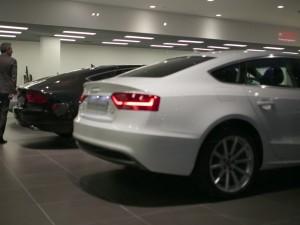 Quattro Days Audi
