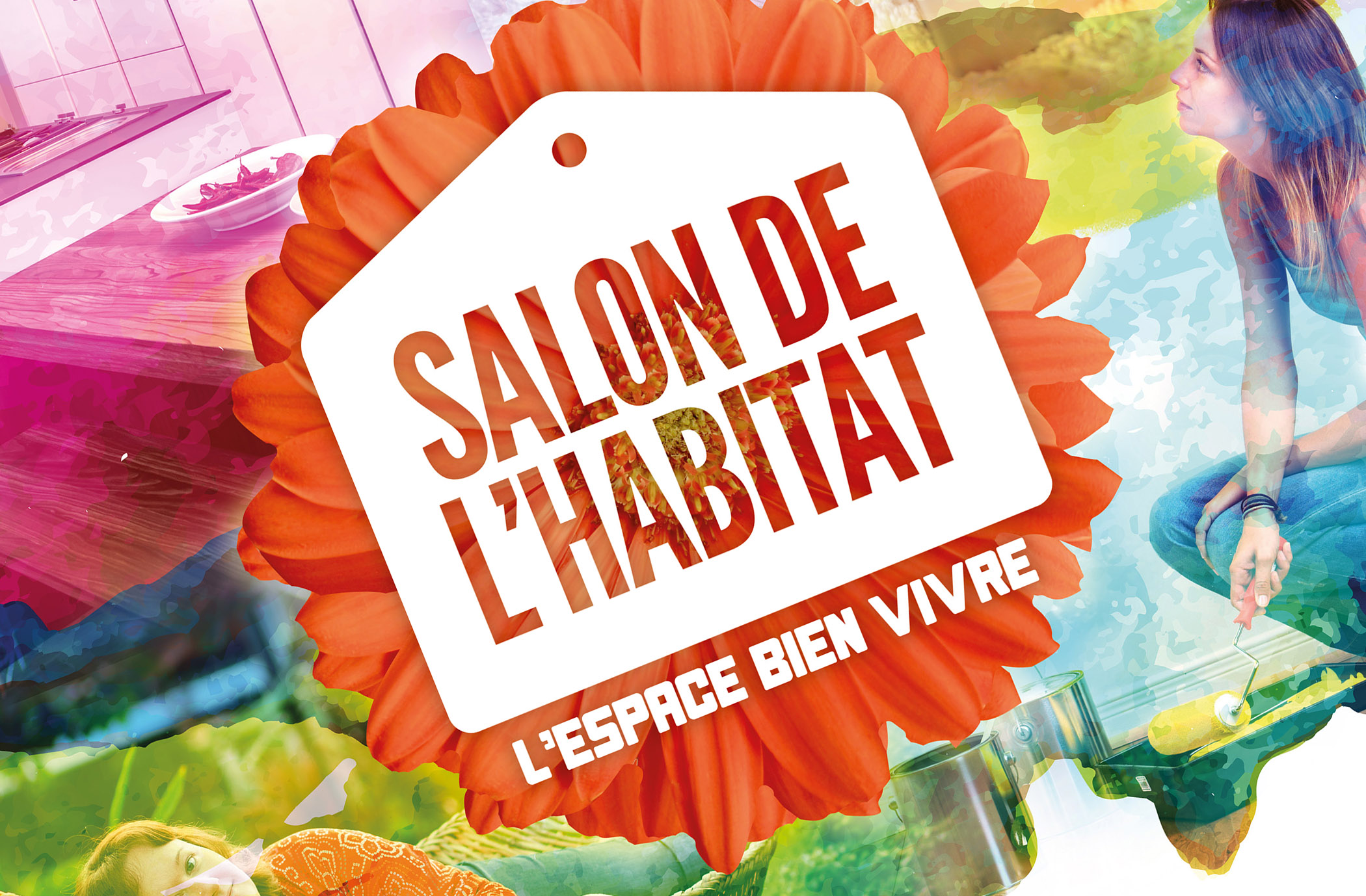 Gildas bizeul graphiste salon de l habitat nevers for Salon de l habitat valence