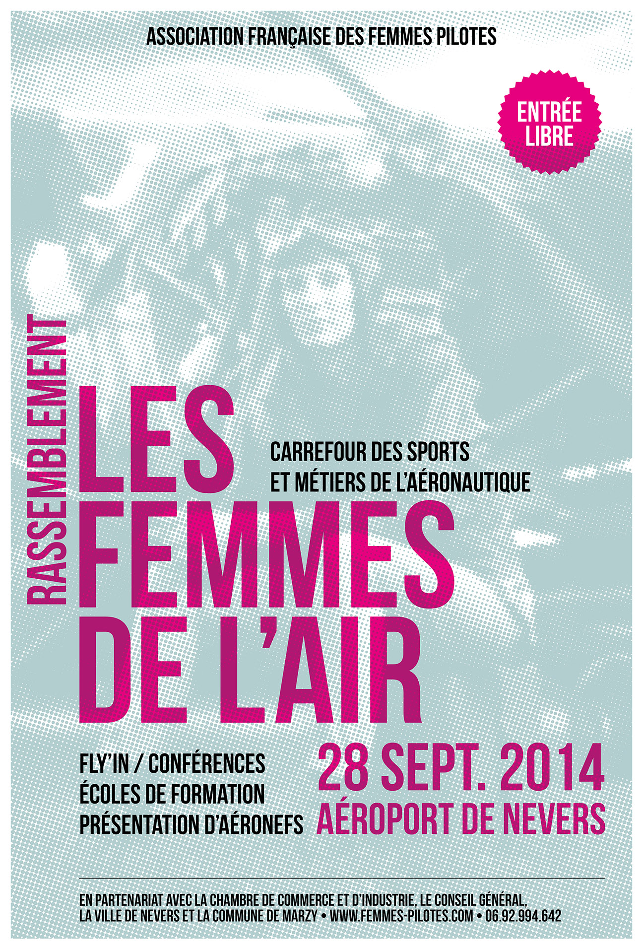 FEMMES DE L'AIR SMALL